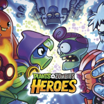 PLANTS VS. ZOMBIES HEROES KICKS OFF THE LAWN OF A NEW BATTLE, AVAILABLE NOW ON MOBILE (Graphic: Business Wire)