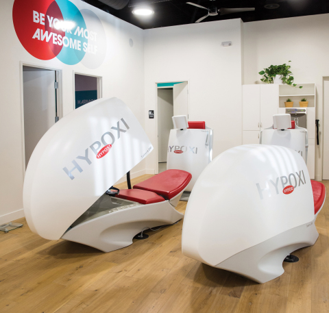 HYPOXI Studio (Photo: Business Wire)