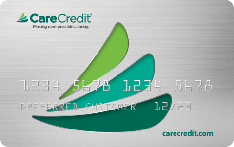 CareCredit, a leading provider of promotional healthcare financing, is expanding its acceptance network into new locations and healthcare sectors, adding greater flexibility for more than 10 million U.S. consumers who use the health, wellness and personal care credit card. (Photo: Business Wire)