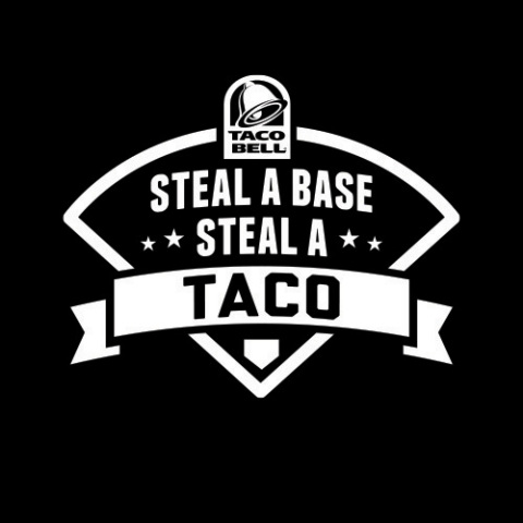 Taco Bell® is once again teaming up with Major League Baseball (MLB) to give America the tastiest steal during the 2016 World Series. (Graphic: Business Wire)