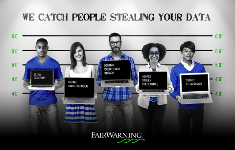 FairWarning Catches People Stealing Your Data (Photo: Business Wire)