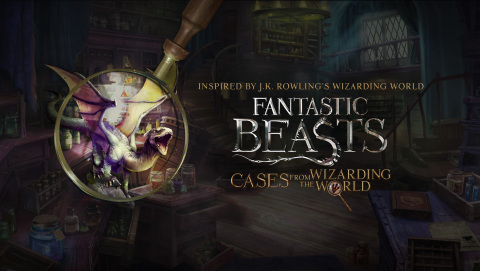 Fantastic Beasts: Cases From The Wizarding World (Graphic: Business Wire)