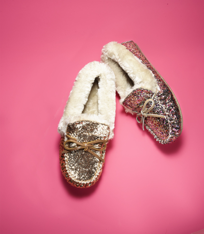 Find the perfect gift for everyone on your list this holiday season at Macy's stores and on macys.com; I.N.C. International Concepts Slippers, $39.50. (Photo: Business Wire)