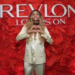 Revlon Brand Ambassador Ciara Attends the RevlonXCiara Launch Event in New York City/Refinery Hotel (Photo: Business Wire)