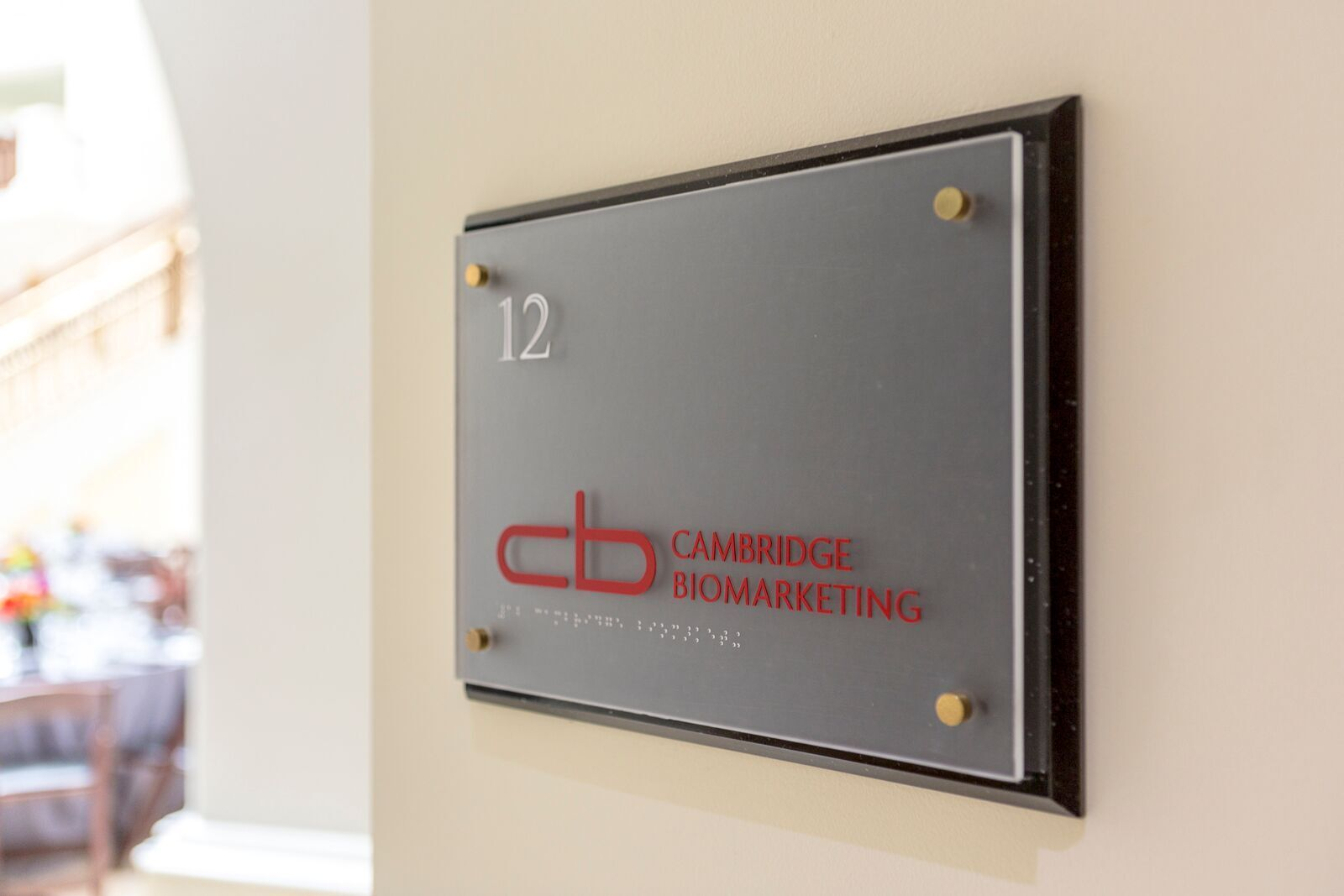 Cambridge BioMarketing's West Coast office, located at 300 Frank H Ogawa Plaza, Oakland, CA 94612. (Photo: Business Wire).