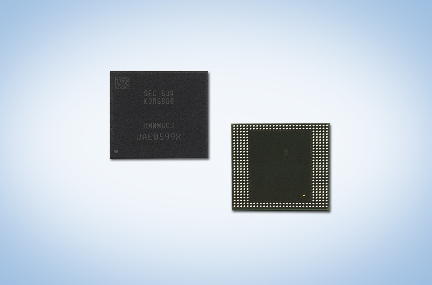 Samsung to unveil Industry's first 8GB LPDDR4 DRAM package