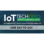 The leading IoT event series will arrive in Silicon Valley on October 20-21st (Graphic: Business Wire)
