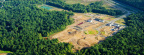 Aerial view of Westphalia project in Prince George's County (Photo: Business Wire)