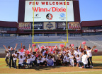 Youth from Big Brothers Big Sisters of the Big Bend and Boys and Girls Club of the Big Bend will cheer on the Seminoles at the FSU vs Boston College game. (Photo: Business Wire)
