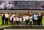 Youth from Palmetto Place Shelter, Boys and Girls Club of the Midlands and Big Brothers Big Sisters of the Midlands will cheer on the Gamecocks at the South Carolina vs Western Carolina game. (Photo: Business Wire)