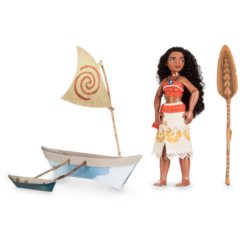 Disney Store's Classic Moana doll (Photo: Business Wire)