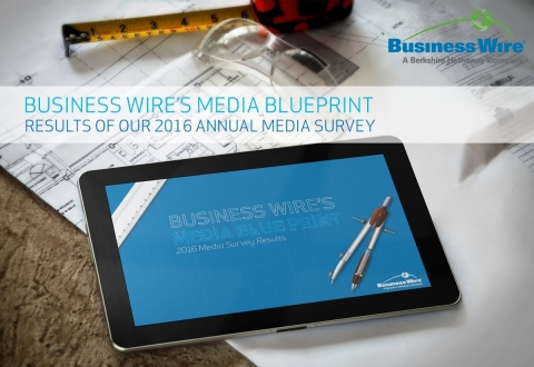 "The ""Media Blueprint"" for News Distribution and Online Newsroom Best Practices Desired by Journalists"