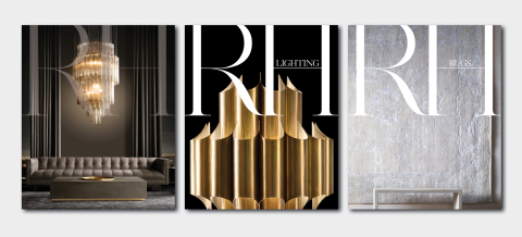 RH Fall 2016 Interiors Source Books (Photo: Business Wire)