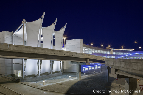 Dallas/Fort Worth International Airport Terminal A Phase, Dallas/Fort Worth International Airport, TX, USA. (Photo: Business Wire)