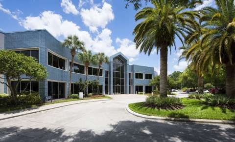 Commonwealth Commercial Partners (CCP) has been awarded the asset and property management of Buschwood Park III, a 77,568-square-foot office building located at 3350 Buschwood Park Dr. in Tampa, Fla. The company was engaged to provide comprehensive services that include asset, property and construction management, all in support of the property repositioning. (Photo: Business Wire)