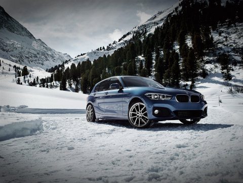 Don't leave it too late to switch to winter tyres - Photo Source: AEZ
