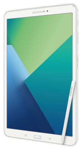 "Samsung Galaxy Tab A 10.1"" White (Photo: Business Wire)"