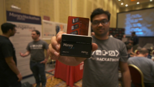 Ingenico Group inspires developers during the Money20/20 Hackathon