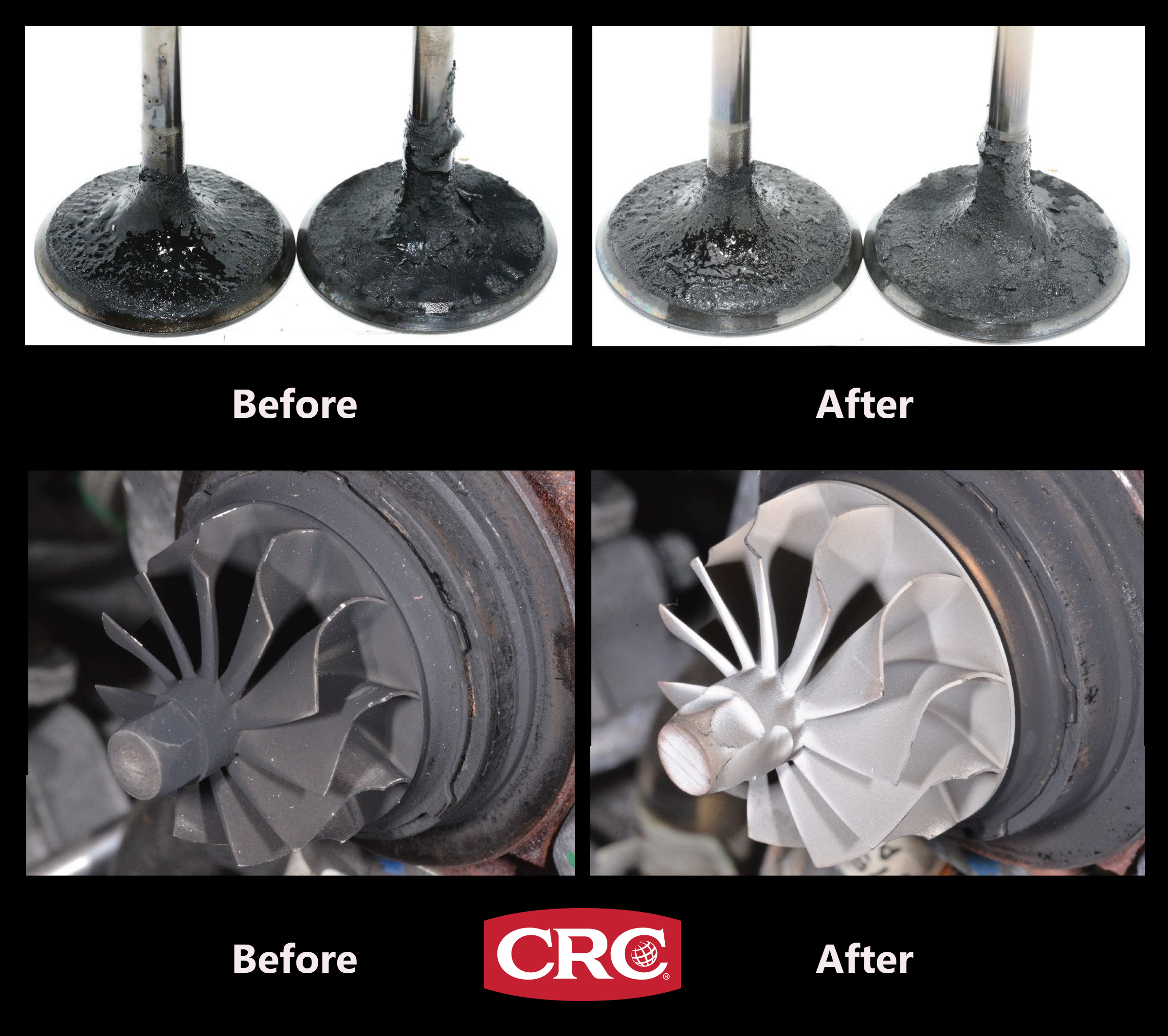 CRC Industries' GDI IVD Intake Valve & Turbo Cleaner to