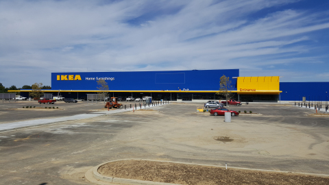 Bringing Home Furnishing Solutions to the Mid-South, IKEA Memphis to Open on Wednesday, December 14, 2016 (Graphic: Business Wire)
