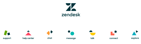 Zendesk product family (Graphic: Business Wire)