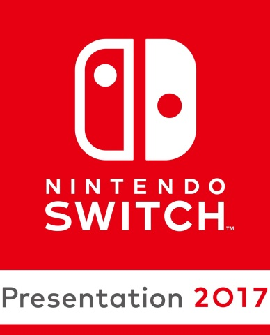 The Nintendo Switch Presentation 2017 will include the launch date and pricing for Nintendo Switch, as well as a look at the lineup of games currently in development. (Graphic: Business Wire)