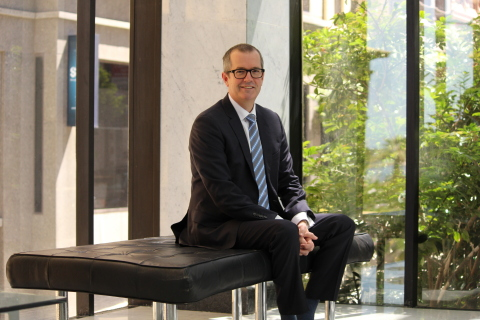 GLX Founder and CEO Damien Criddle (Photo: Business Wire)