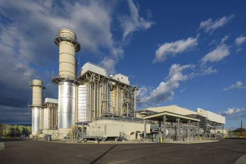 The Panda Liberty Generating Station in Towanda, PA is an 829 MW combined cycle natural gas fired energy facility. (Photo: Business Wire)