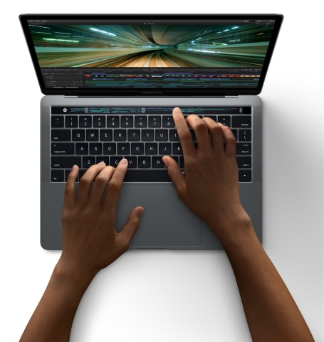 Final Cut Pro 10.3 features incredible new editing features for the Magnetic Timeline and support for the revolutionary Touch Bar on the new MacBook Pro. (Photo: Business Wire)