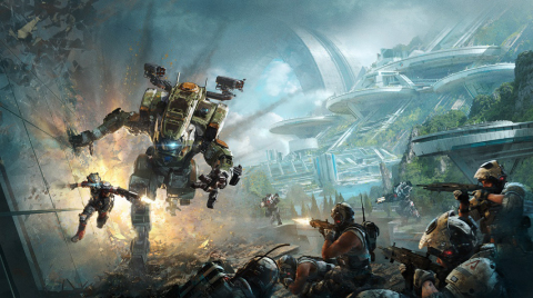Titanfall 2 is Now Available Worldwide (Graphic: Business Wire)