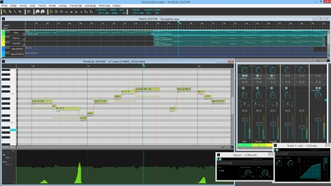 Yamaha Releases VOCALOID4 Library CYBER SONGMAN | Business Wire