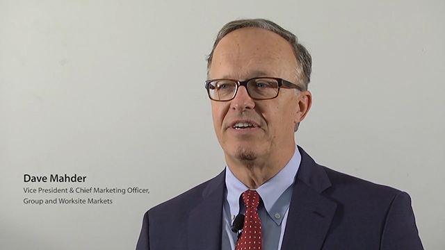 Dave Mahder, VP at Guardian Life, discusses Closing The Gap, the second set of findings from the fourth annual Guardian Workplace Benefits Study