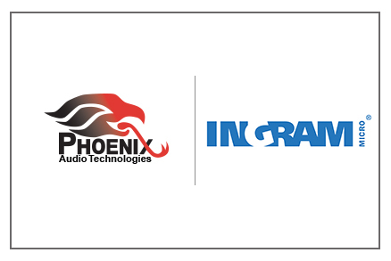 Phoenix Audio Technologies announced today a distribution agreement with Ingram Micro Inc. (NYSE: IM ...