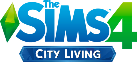 EA LAUNCHES CITY LIVING EXPANSION PACK FOR THE SIMS 4 (Graphic: Business Wire)