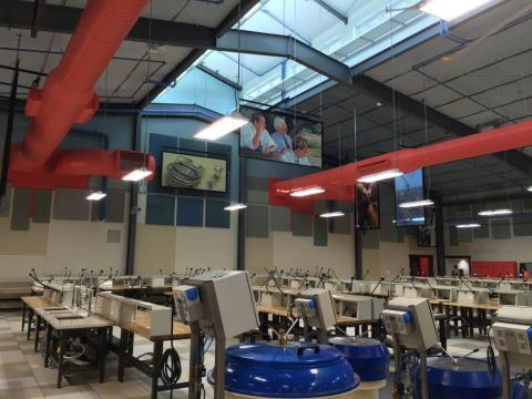 James Avery Craftsman Center Interior (Photo: Business Wire)