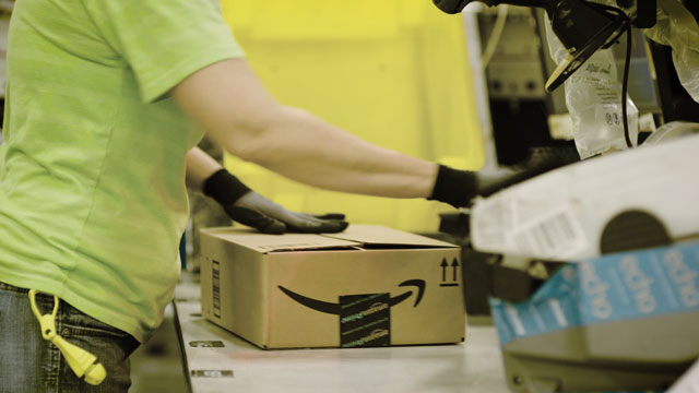 Amazon Fulfillment - Holiday 2016