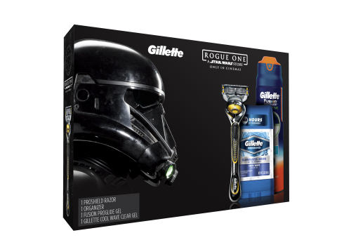 Gillette unveils four Special Edition Gift Packs as part of its global campaign in collaboration wit ...