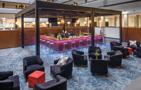 DoubleTree by Hilton Opens Upscale Western Arkansas Hotel Following a Multimillion Dollar Transformation (Photo: Business Wire)