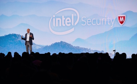 Chris Young, senior vice president and general manager of Intel Security Group, is among the keynote speakers at FOCUS 16. The event, which runs Nov. 1-3, 2016, in Las Vegas, brings together leading security experts from around the globe. (Photo: Intel)