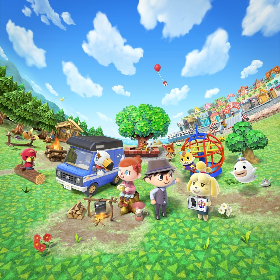 Nintendo Launches Free Update for Hit Animal Crossing: New