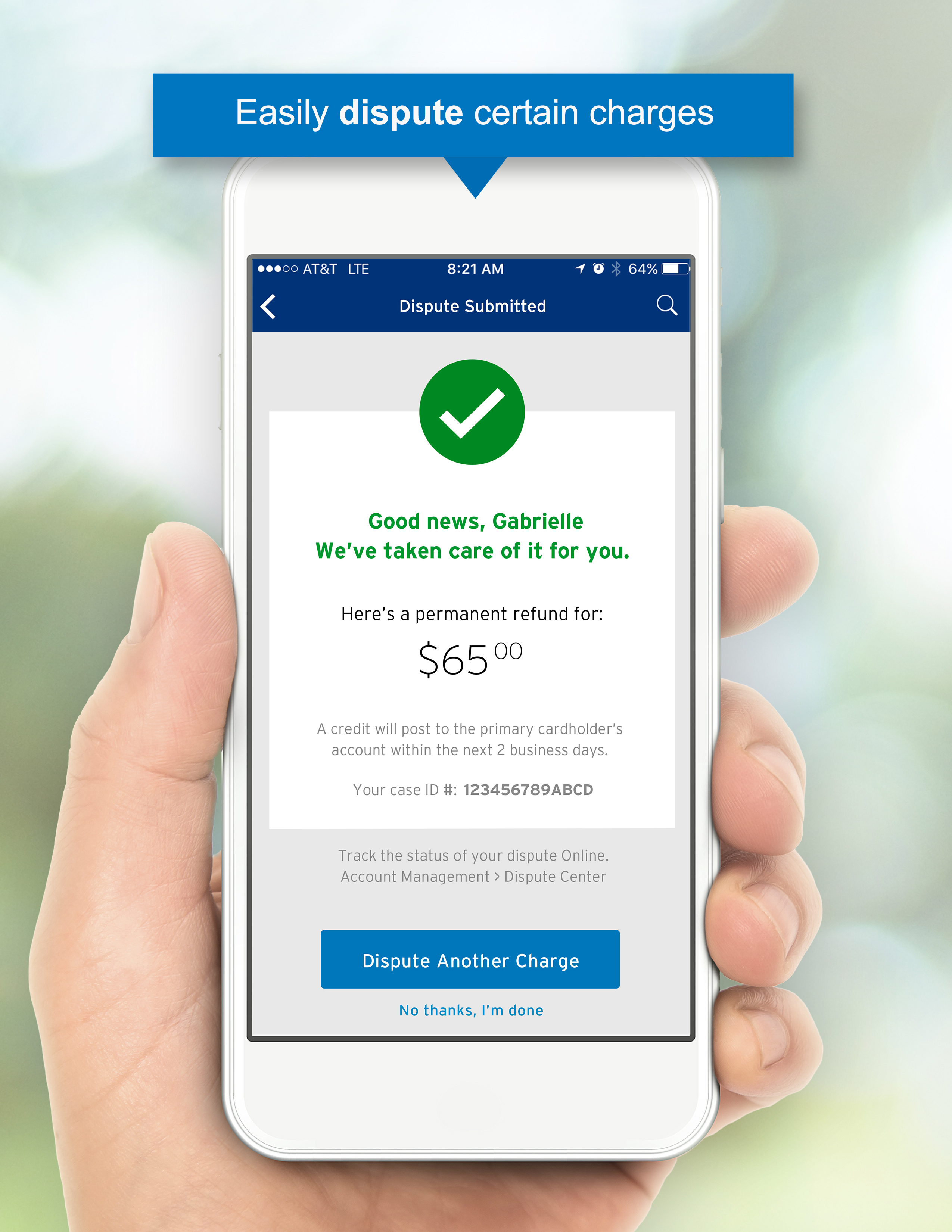 Citi Launches Ability to Dispute a Charge Within Mobile App ...