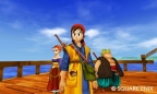 This handheld retelling of the classic RPG will be back and bigger than ever, with two new playable characters, more side quests and the ability to battle monsters on the go. (Photo: Business Wire)