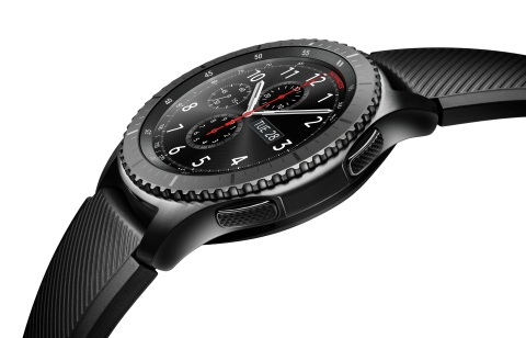 Gear S3 frontier (Photo: Business Wire)