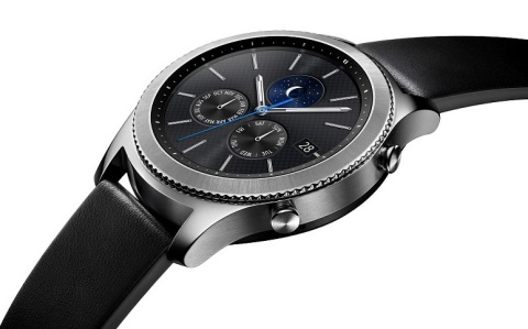 Gear S3 classic (Photo: Business Wire)