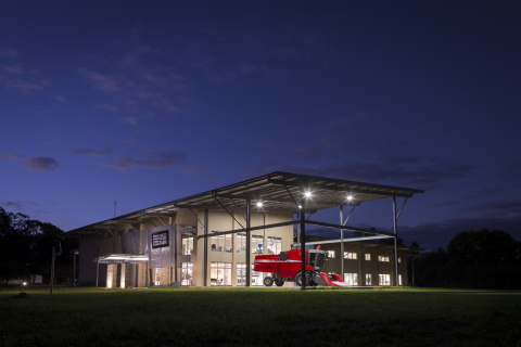 AGCO Future Farm, Lusaka, Zambia (Photo: Business Wire)