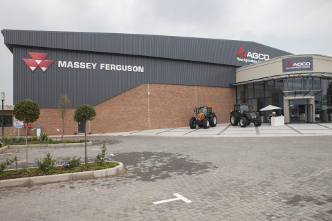 AGCO Parts Warehouse, Johannesburg, South Africa (Photo: Business Wire)
