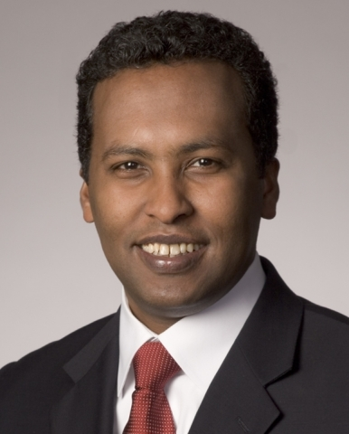 Nuradin Osman who has been promoted to Vice President and General manager Africa (Photo: Business Wire)