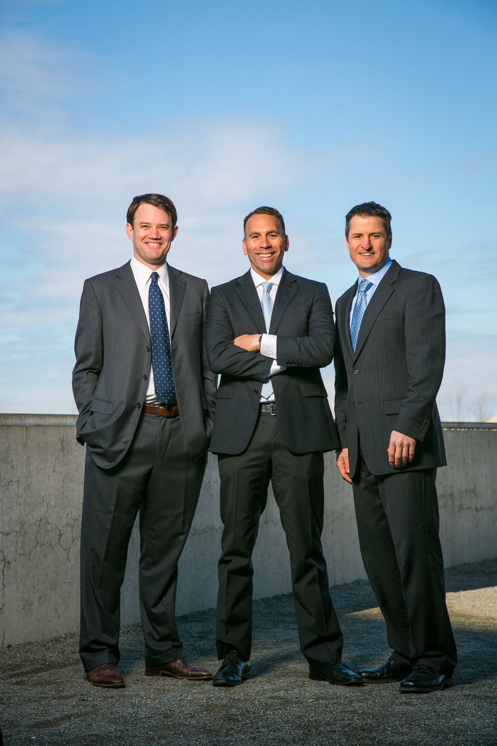 Privateer Holdings co-founders Michael Blue (Chief Financial Officer), Christian Groh (Partner) and Brendan Kennedy (Chief Executive Officer). (Photo: Business Wire)