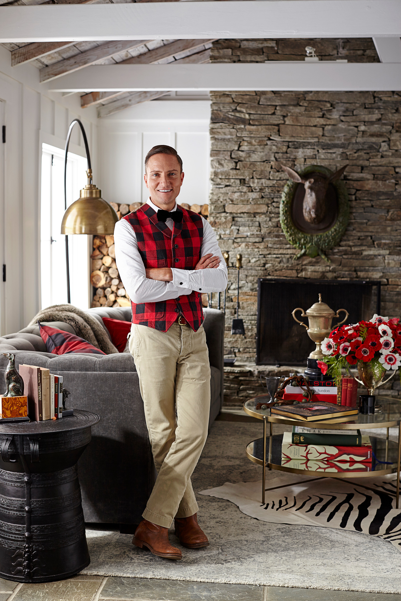Ken Fulk pottery barn announces book tour and holiday product collaboration