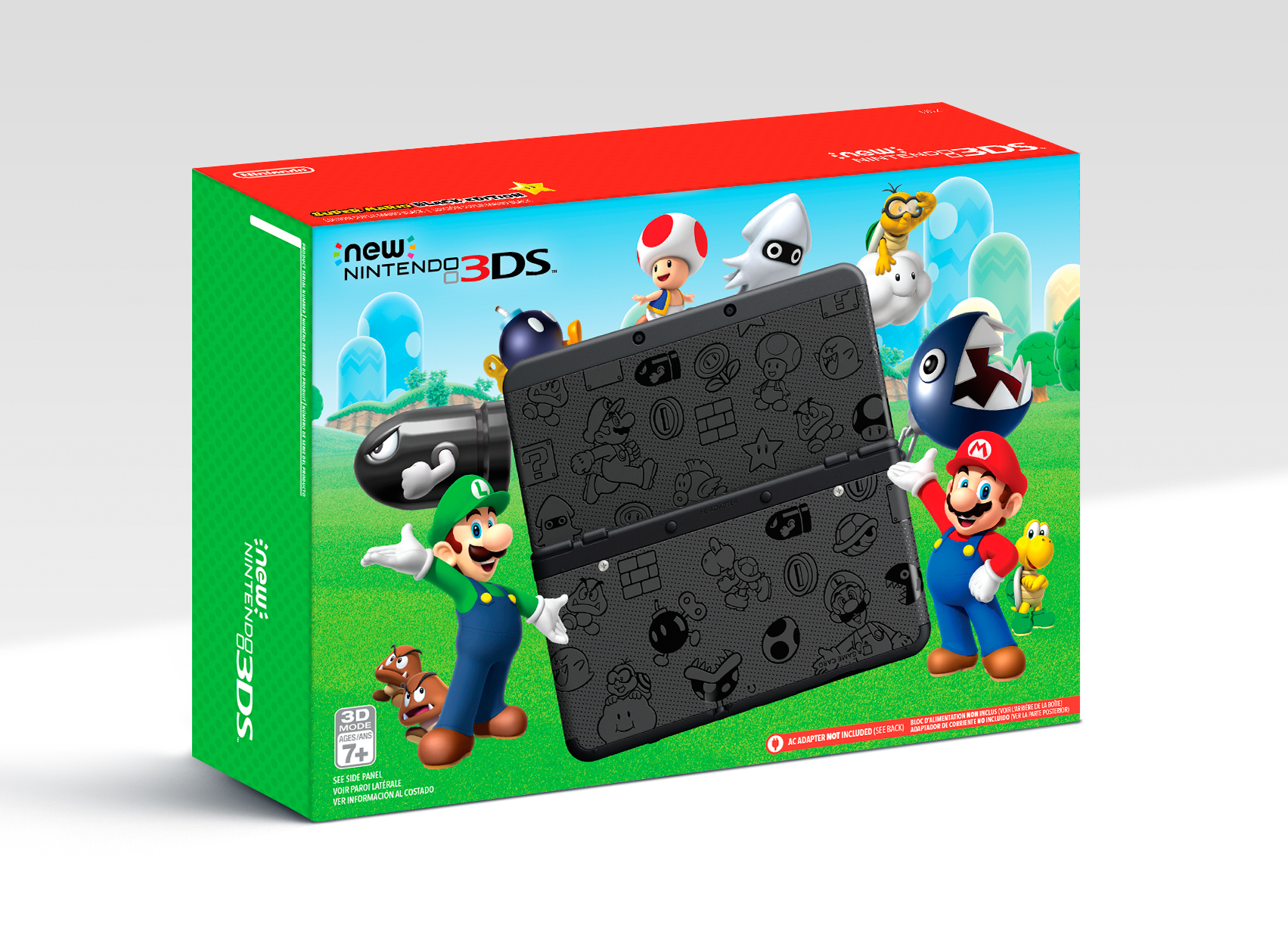 new nintendo 3ds system available for under 100 msrp for the new nintendo 3ds system available for under 100 msrp for the first time on black friday business wire